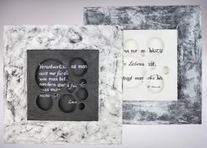 Poesie I und II by jeankunst